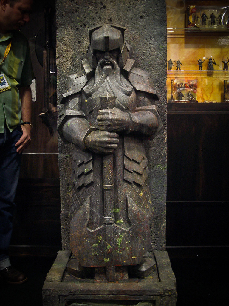 Dwarf statue | Dwarf s...