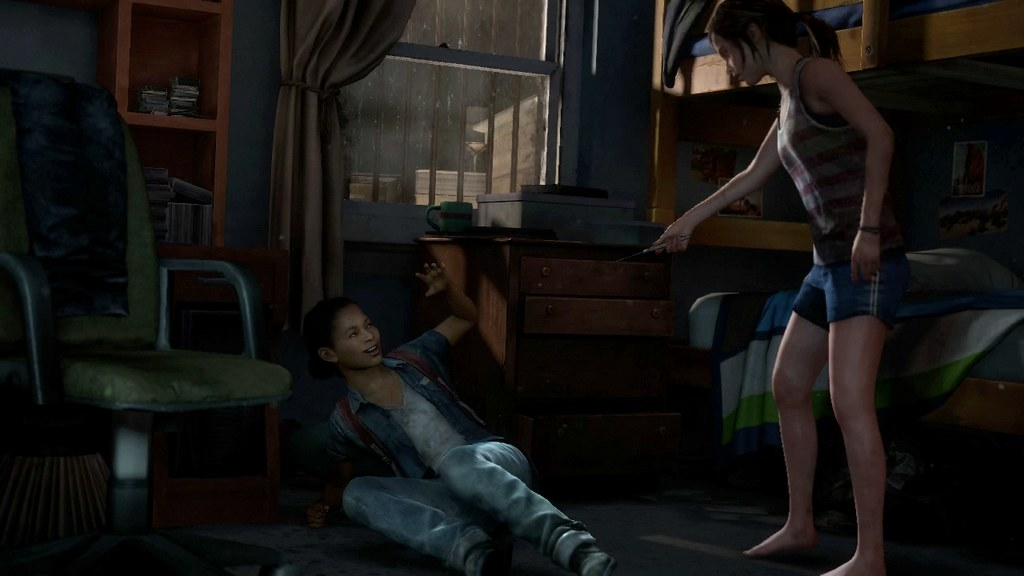 The Last of Us 'Left Behind' Influenced Uncharted 4 DLC 2