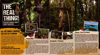 Brochure Flight of the Gibbon Chiang Mai Thailand 2