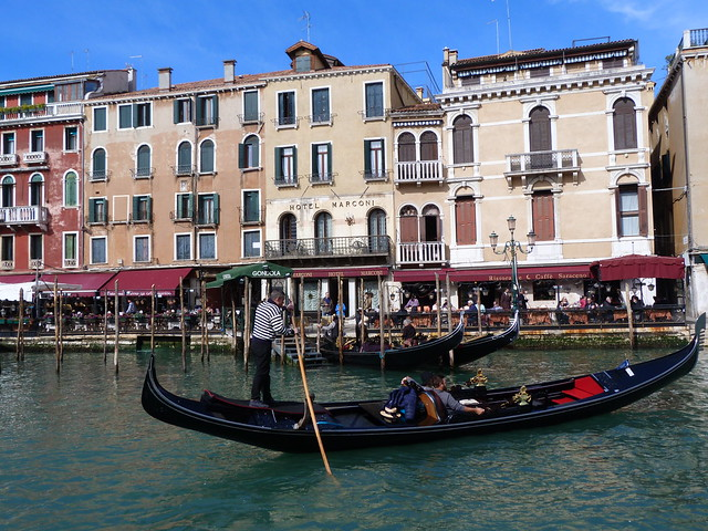 Venecia, probablemente una de las ciudades más románticas del mundo