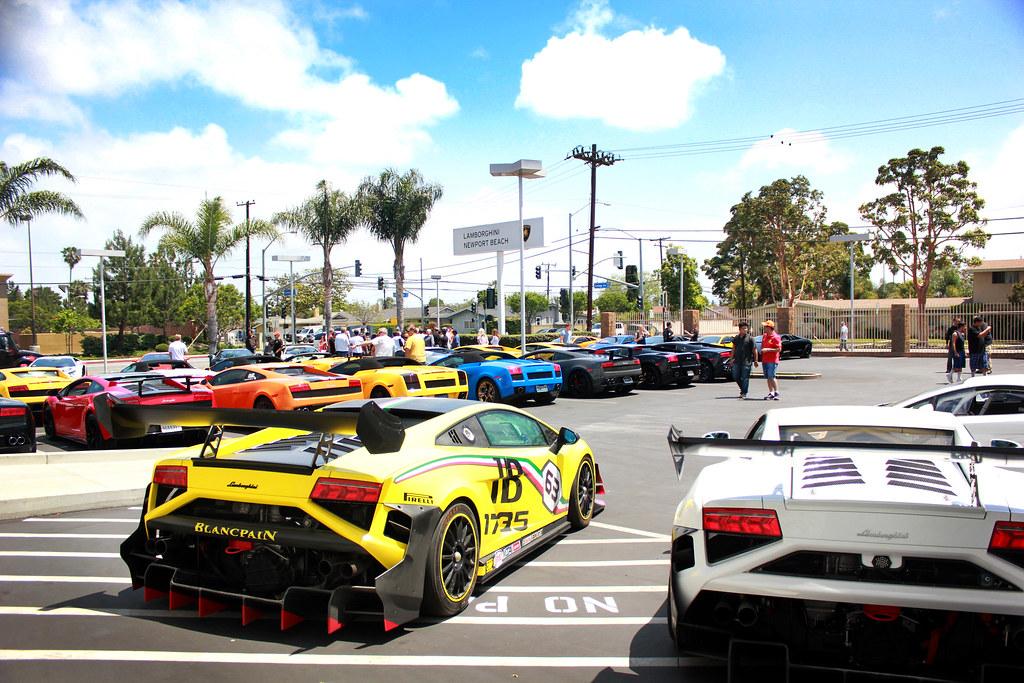 Lamborghini Newport Beach Nomana Bakes