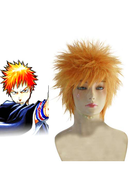 Bleach Ichigo Kurosaki Bankai Cosplay Wig | Cosplay Wigs ...