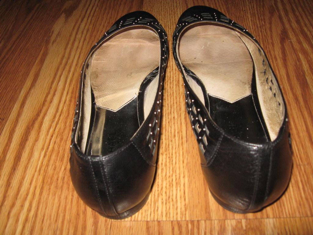Cum In Shoes Heel