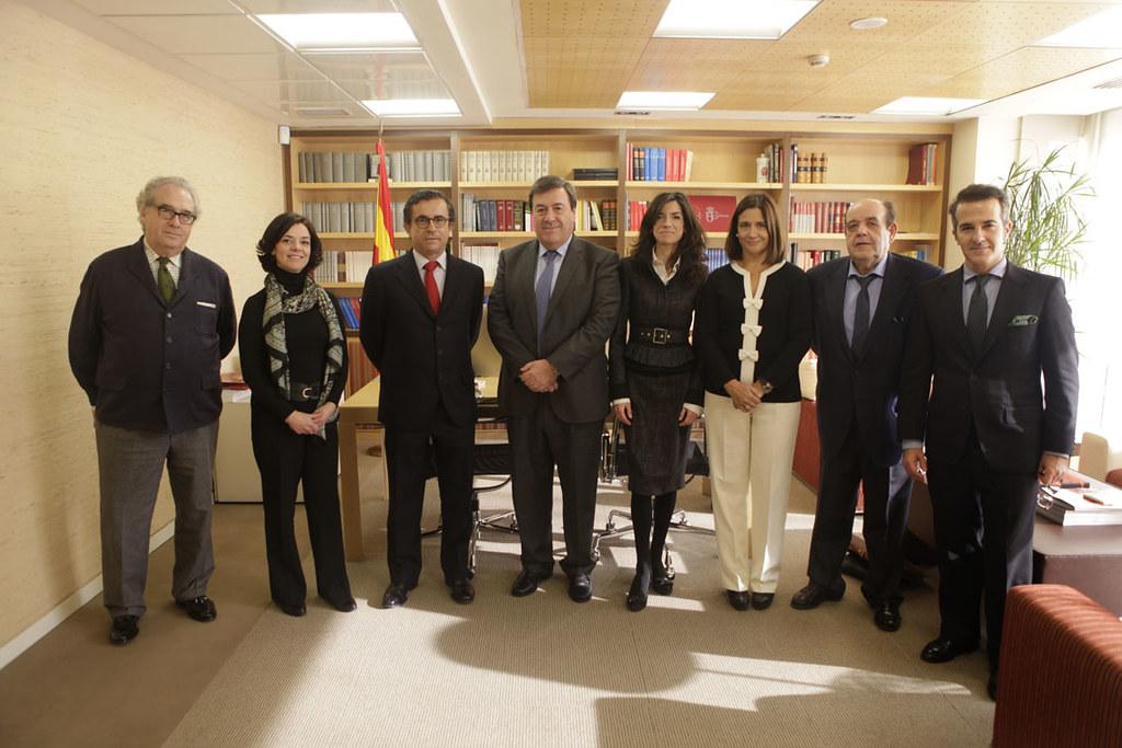 Tribunal de oposiciones a registros el decano presidente for Registro de bienes muebles madrid