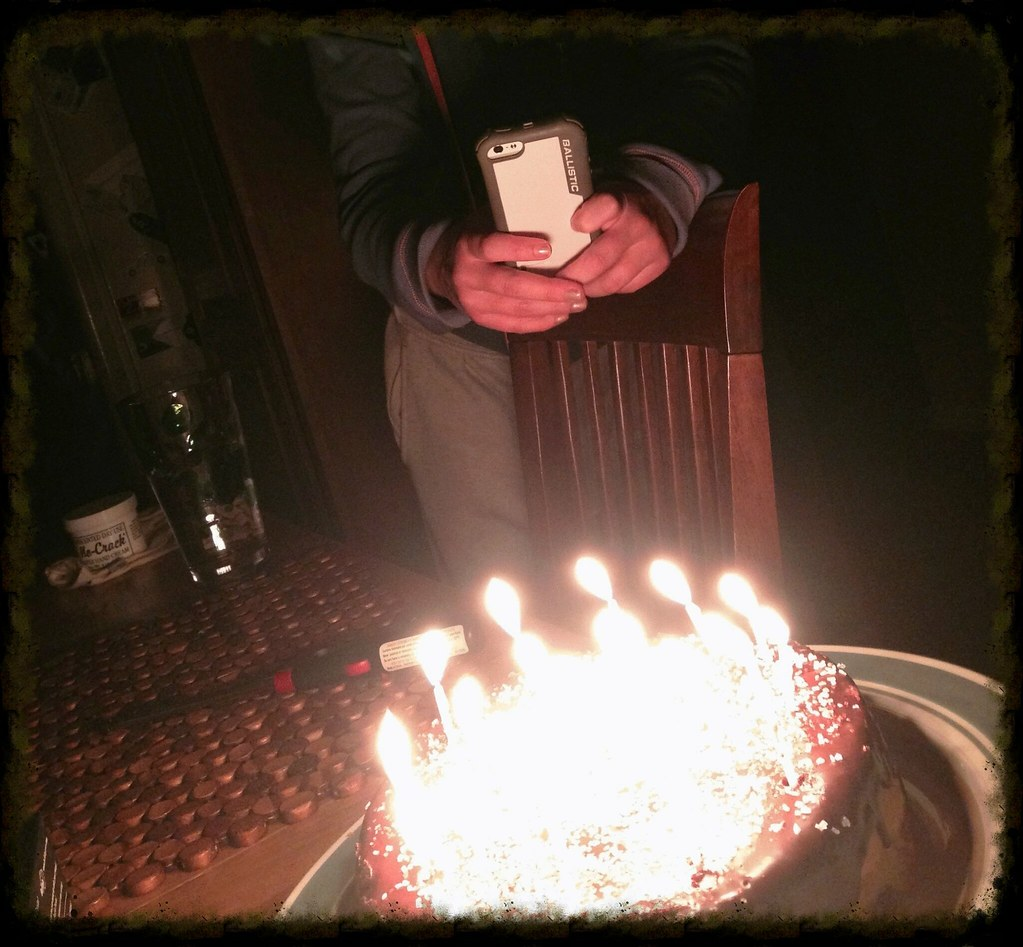 Birthday Cake Mr Creasote