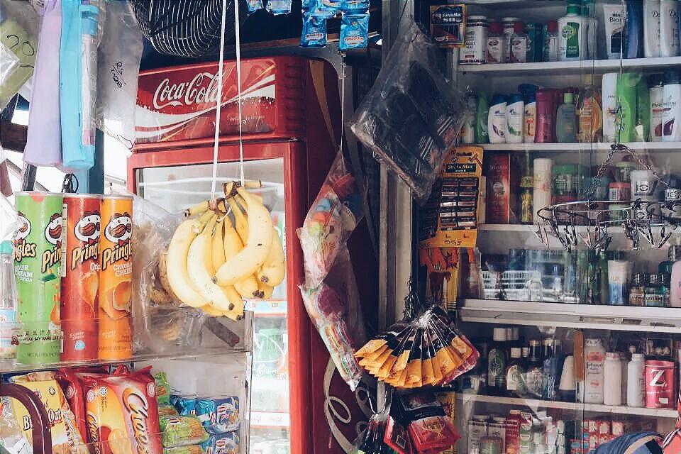 Old Mama Shop Good Old Days Indian Mama Shop