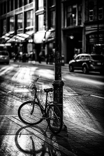 Urban Still Life B&W | by Ben Roffelsen Photography