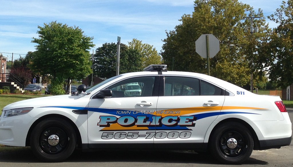 New Windsor Town Ny Police Car New Windsor Town Police