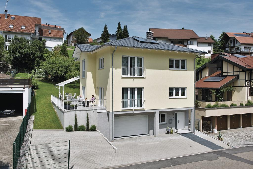 Haus Bauen Am Hang haus am hang barrierefrei weberhaus fertighaus weberhaus flickr