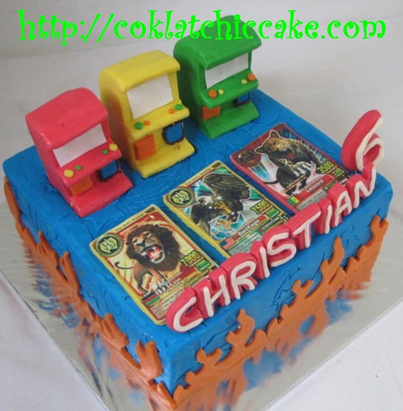 Kue ulang tahun animal kaiser Niken IDh Flickr