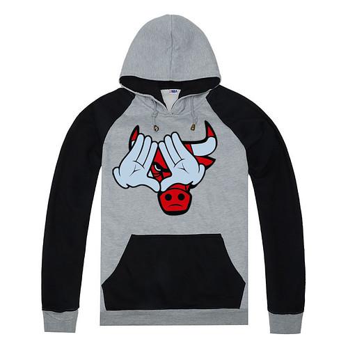 Chicago Bull Hoodie Bulls Illuminati Hoodie