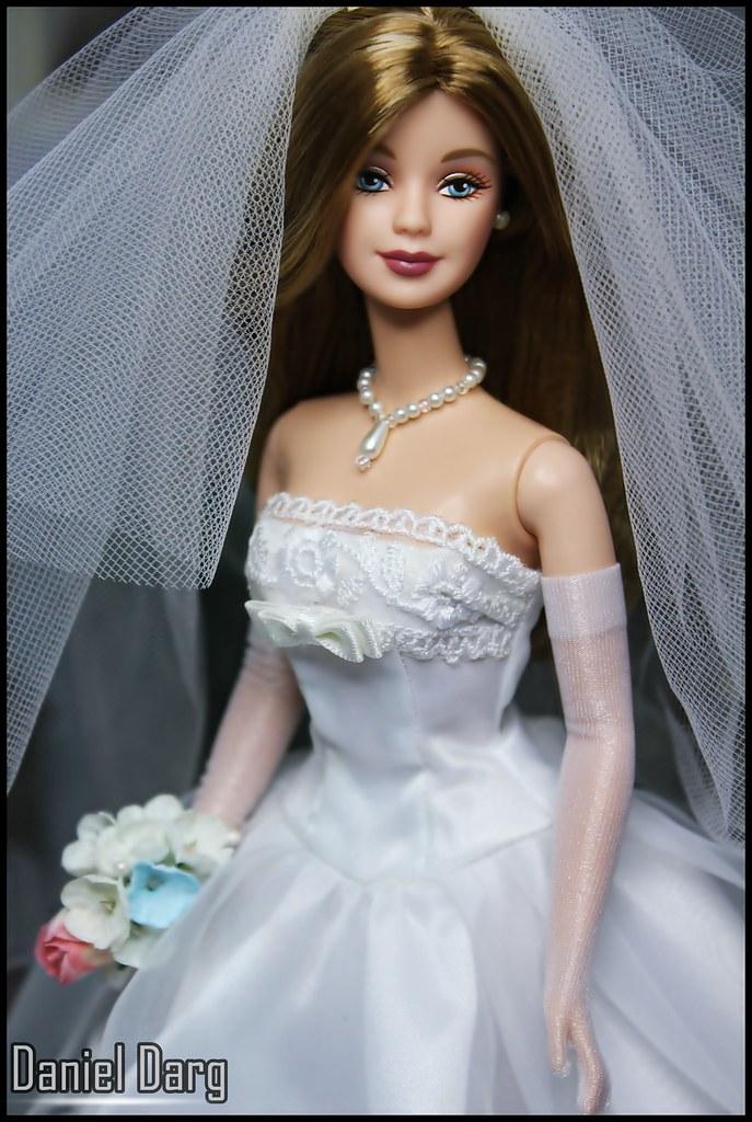 Millenium Wedding Barbie Doll Daniel Darg Flickr