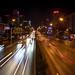 Late Night Traffic in Beijing