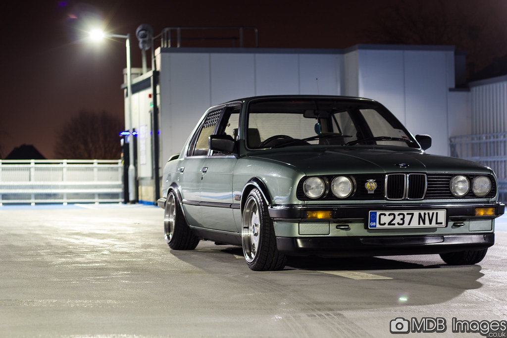 Bmw E30 Low >> Adam's BMW E30 316i Chrome | Mathew Bedworth | Flickr