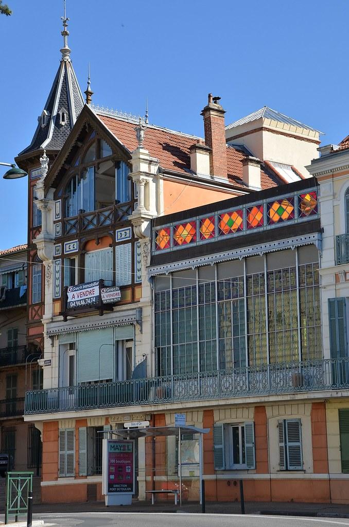 Hy res var quartier godillot maison saint hubert 70 for Maison saint pierre rodez