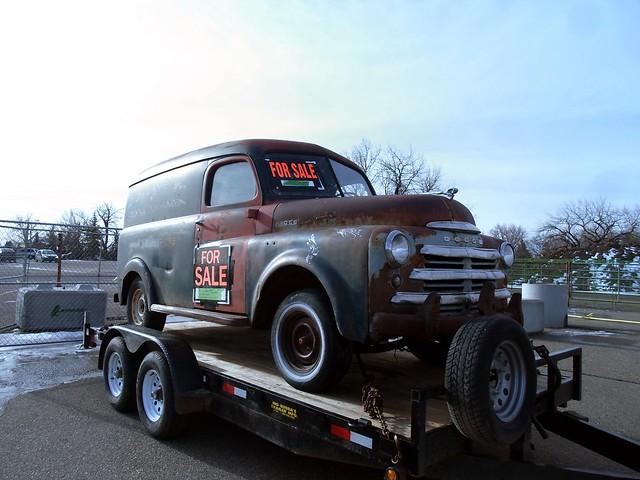 1949 Dodge Panel Van
