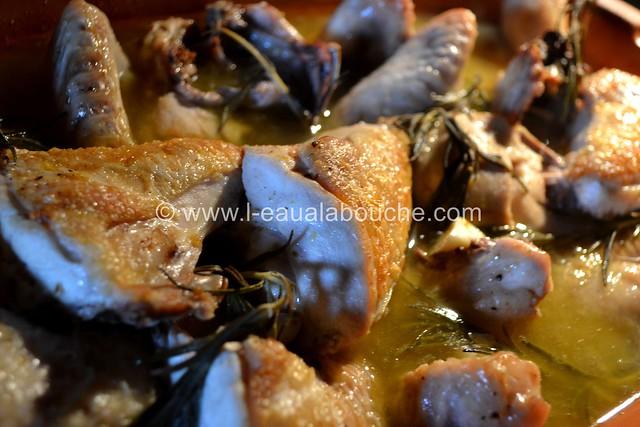 Poulet à l'Ail & Romarin © Ana Luthi Tous droits réservés  009