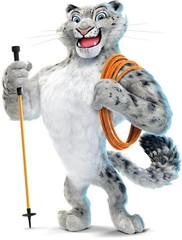 Everest VBC Day 1 - Klimer, he's a Snow Leopard