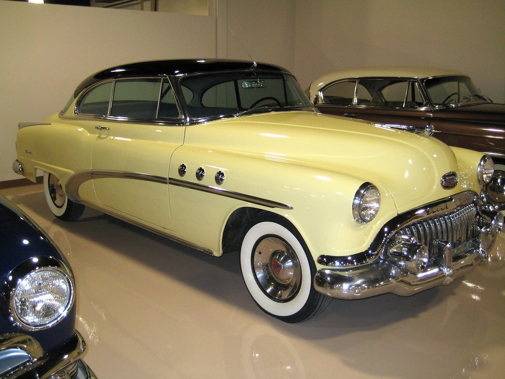 Buick San Marcos >> 1952 Buick Special coupe | Dick's Classic Garage, San Marcos… | Flickr