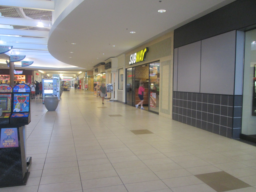 Twin Tiers Retail Millcreek Mall Plaza Complex Part Two