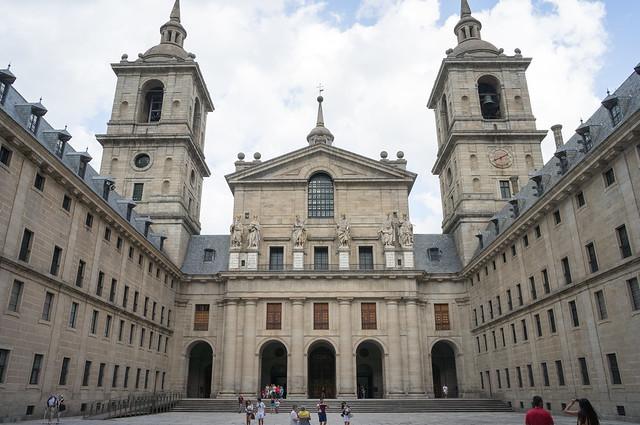 エル・エスコリアル修道院の画像 p1_22