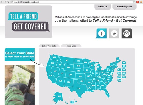Tell a Friend: Get Covered