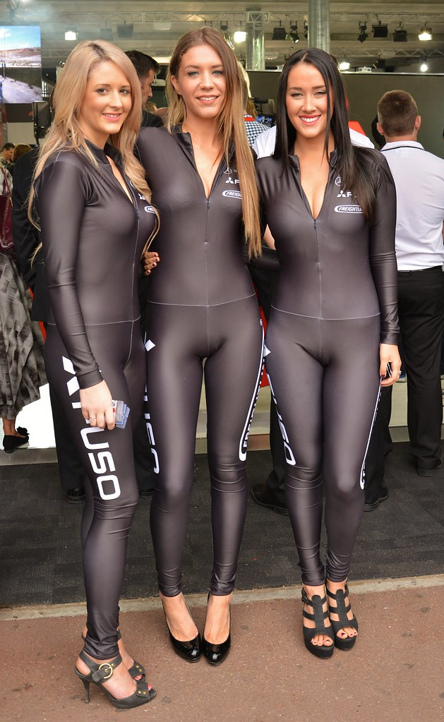 Promo Girls  Melbourne  Russell  Flickr-6519