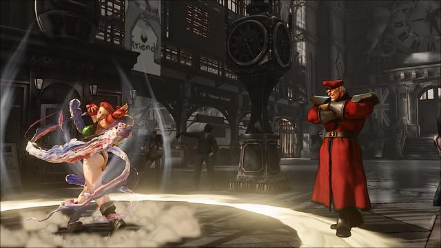 Street Fighter V, 11
