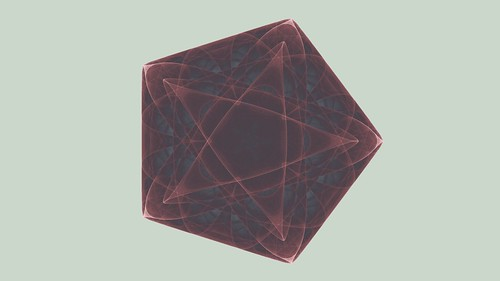 Symmetric Icon - Pentacle