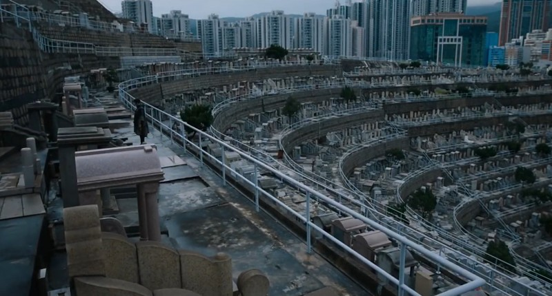 Ghost in the Shell film locations
