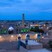 View on Khiva, Uzbekistan