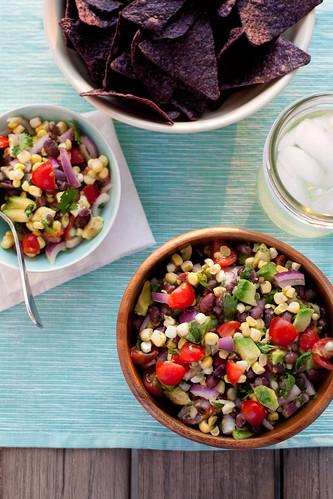Black Bean, Corn and Avocado Salad | Annie's Eats | Annie ...