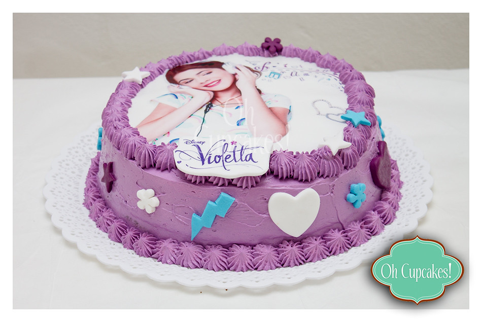 Torta Cake Design Violetta : Torta Violetta :) Torta tematica Violetta 3 kilos ...