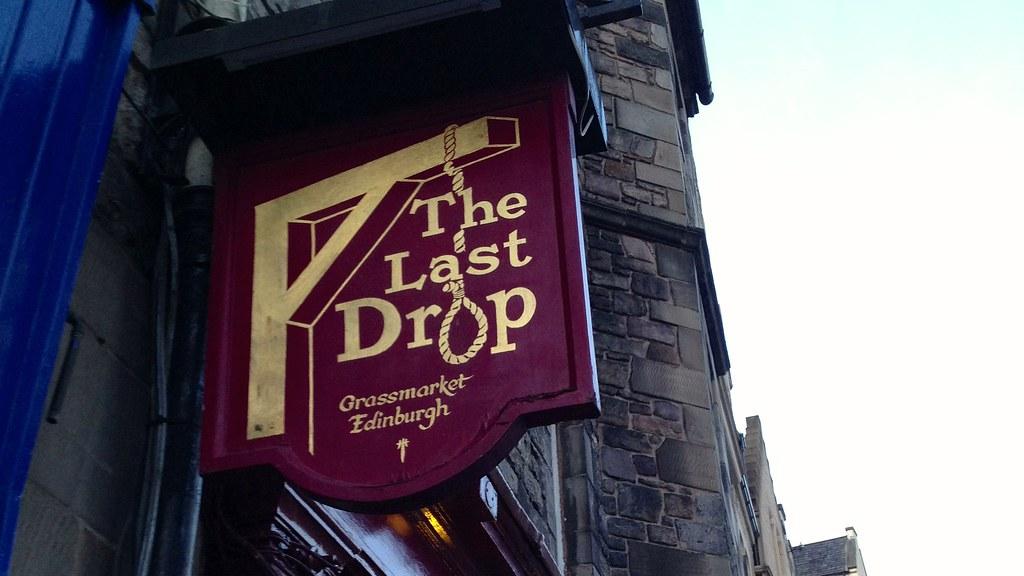 Last Drop Tavern Warnbro Restaurant Menu