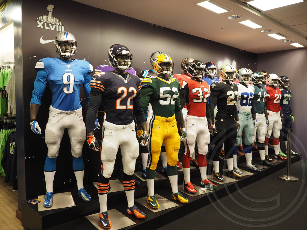 Nfl Store MГјnchen