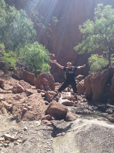 Tupiza canyon de la inca