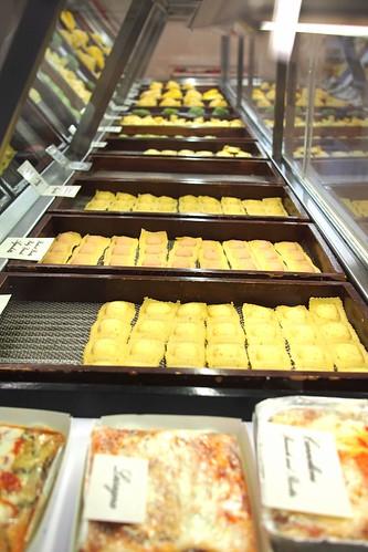 Donnini's fresh pasta shop, Lygon Street