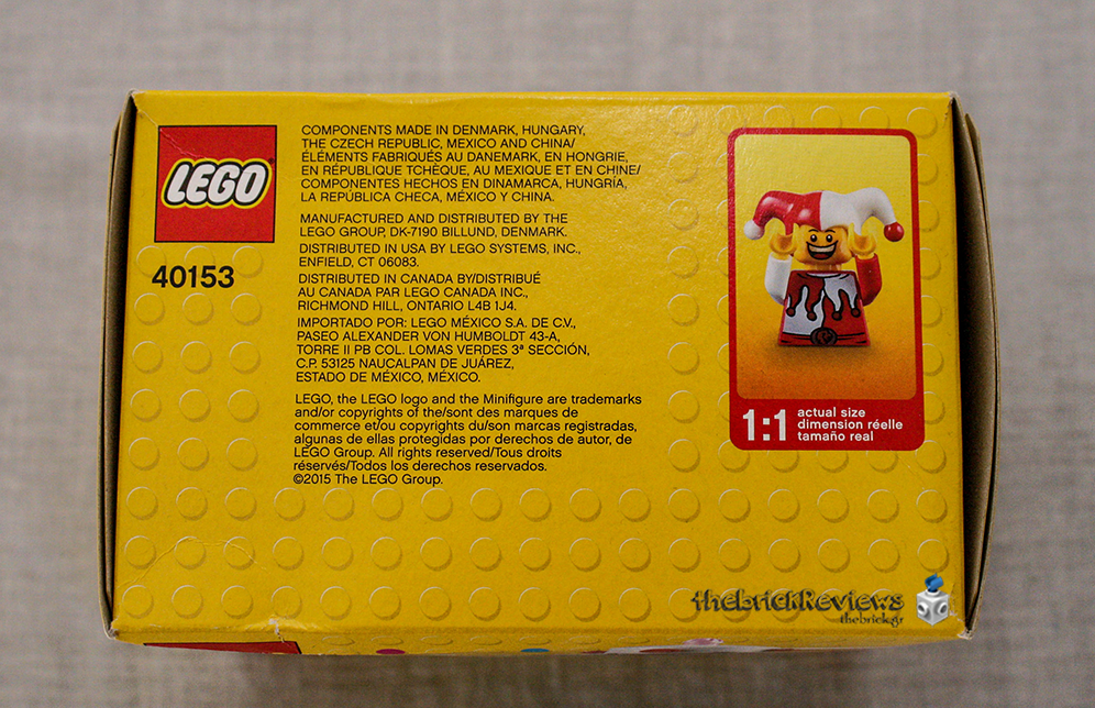 ThebrickReview: LEGO 40153 - Birthday Table Decoration 32893880083_8e22378210_o