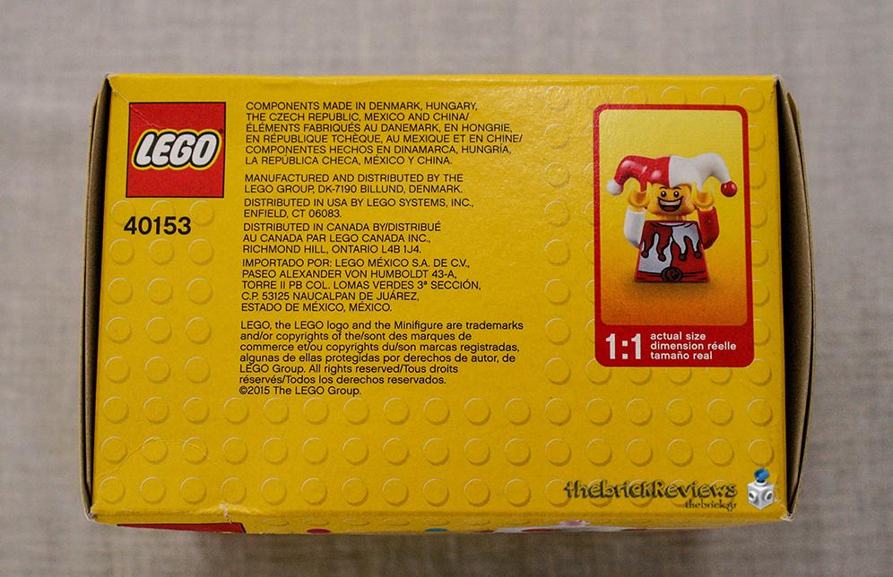 ThebrickReview: LEGO 40153 - Birthday Table Decoration 32893880083_8e22378210_o