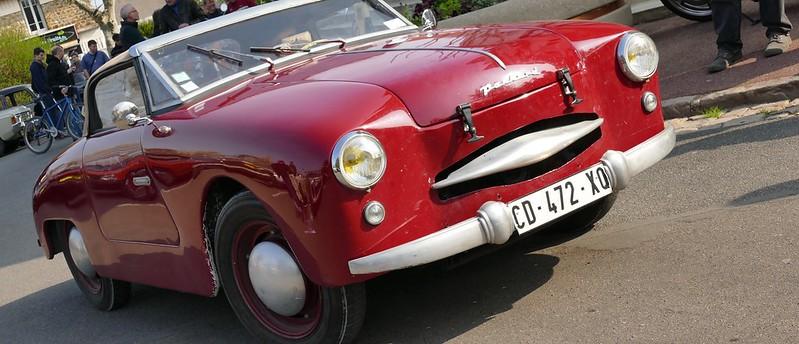 Panhard X87 Junior 1953 - Sainte Geneviève (91) Mars 2017 33276844410_29612bd9f5_c
