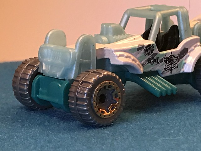 Hot Wheels Mountain Mauler, 2017 HW Snow Stormers 5/5