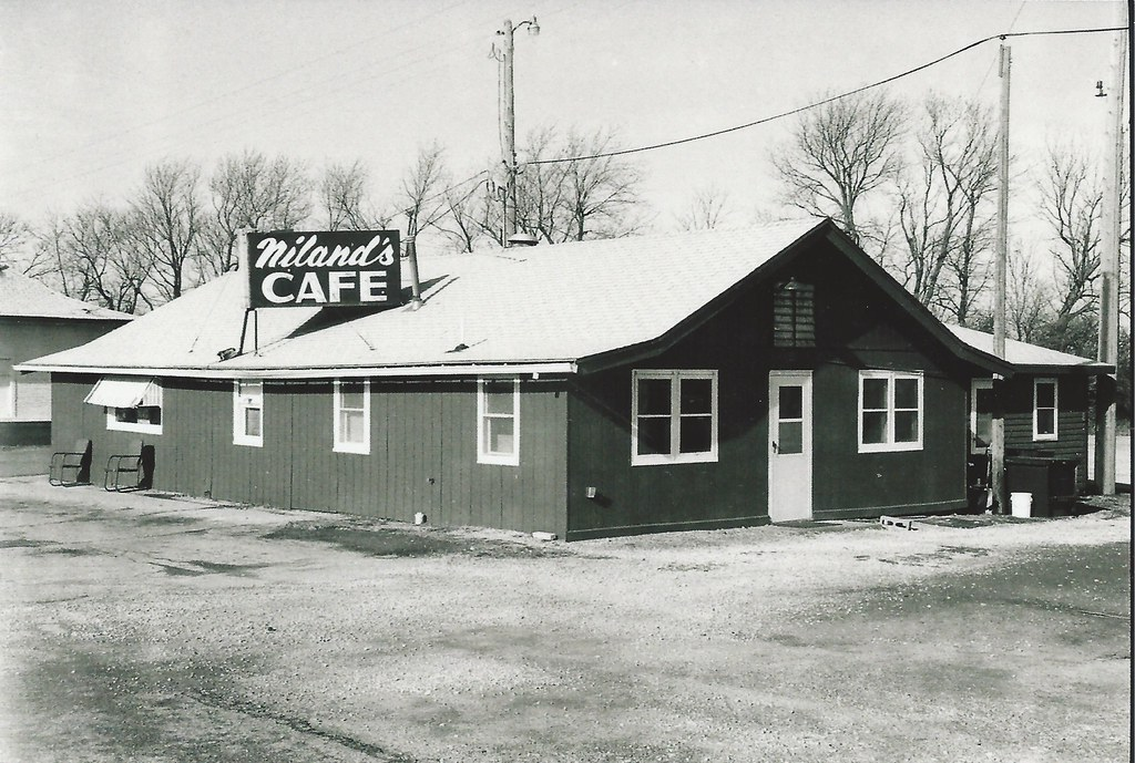 Niland S Cafe Colo Iowa