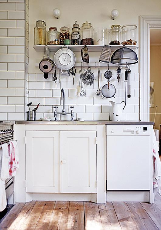 Very Small Galley Kitchen Designs