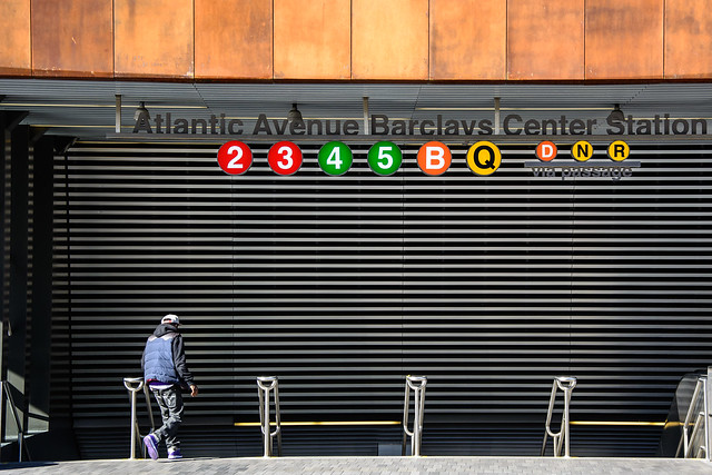 Atlantic Avenue Barclays Center Flickr Photo Sharing
