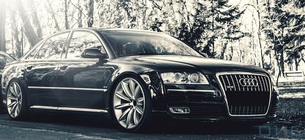 Audi A8 W12 One Design Flickr