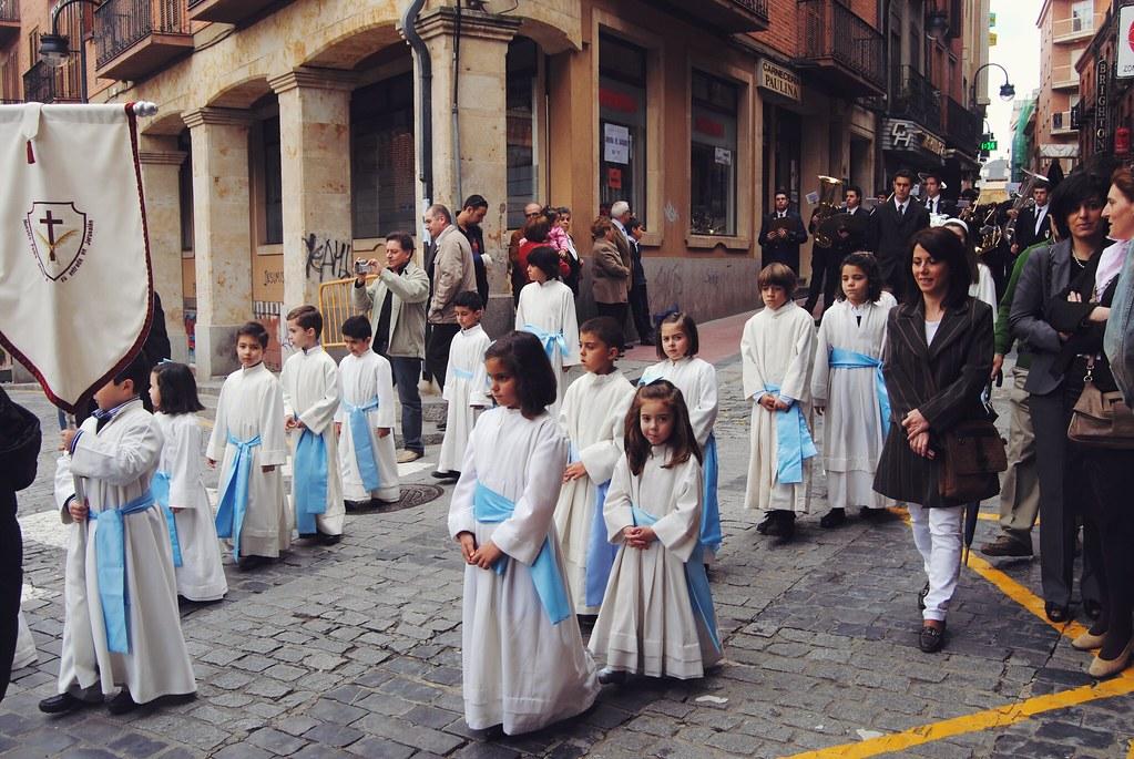 Semana Santa procession in Spain