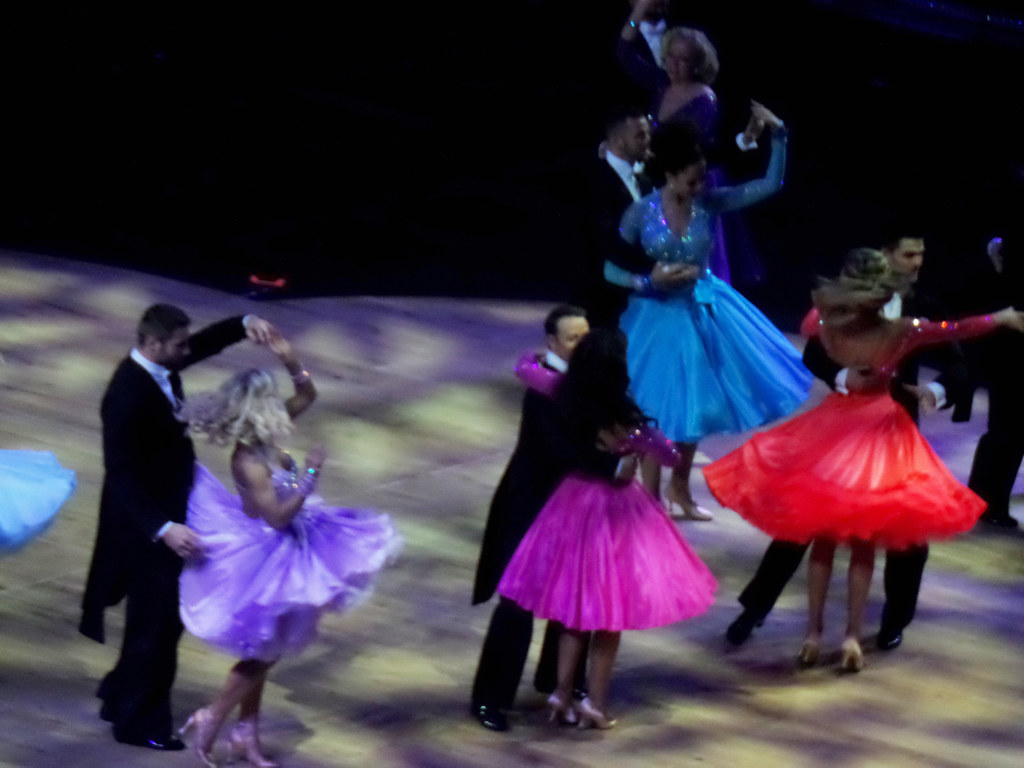 Strictly Come Dancing Home