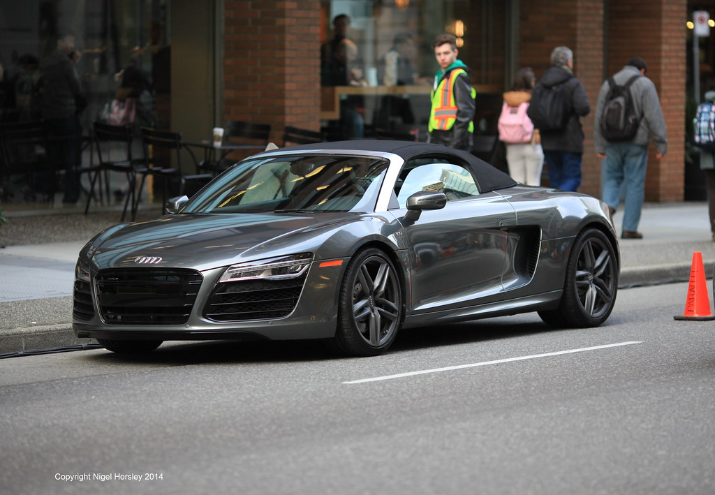 Fifty Shades Of Grey Prop Cars For Jameson House Filming F