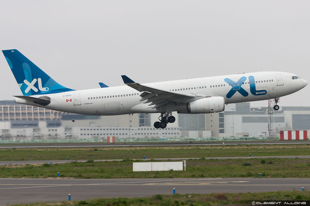 Xl airways airbus a330 243 cn 250 c ggts starway 15 for Airbus a330 xl airways interieur