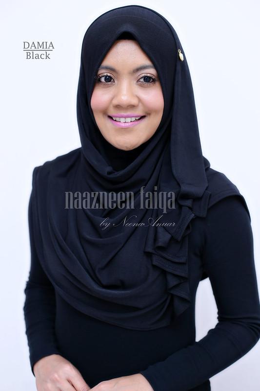 Damia (Black)